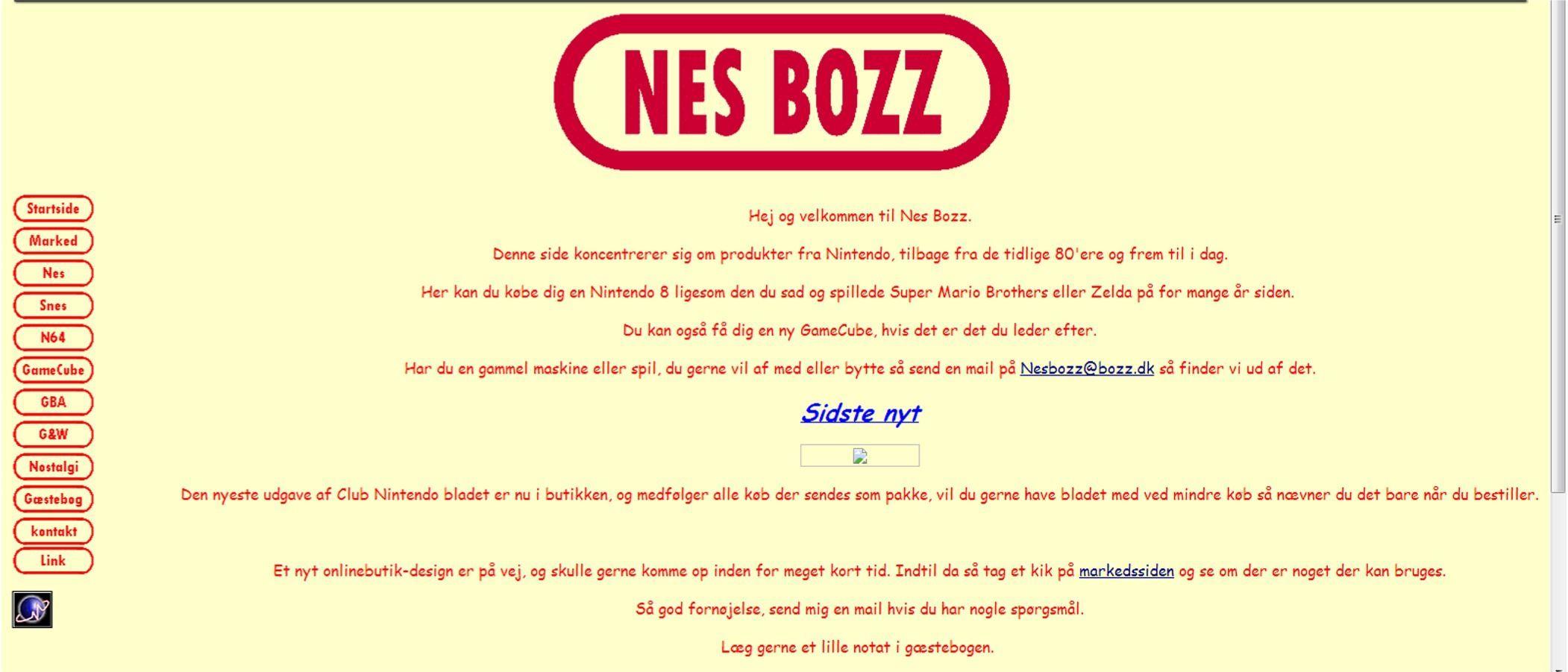 Nes Bozz Anno 2006