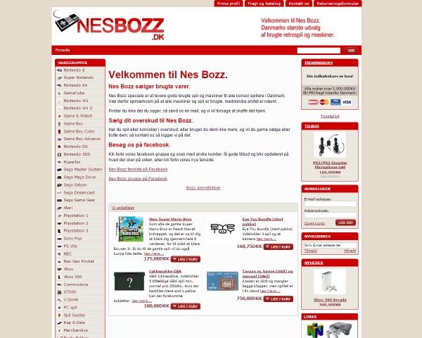 Nes Bozz Anno 2014