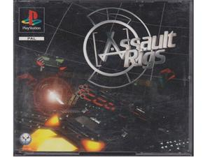 Assault Rigs u. manual (PS1)