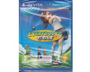 Everybody's Golf (forseglet)