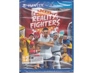Reality Fighters (forseglet) (PS Vita)