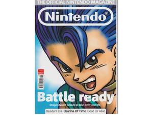 Nintendo Official Magazine #69 June 2011