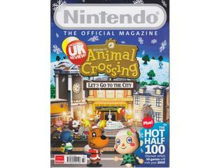 Nintendo Official Magazine #37 Christmas 2008