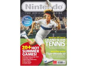 Nintendo Official Magazine #44 July 2009