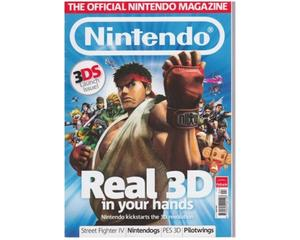 Nintendo Official Magazine #67 April 2011