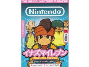 Nintendo Official Magazine #73 October 2011