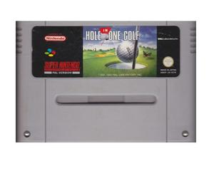 Hole in One Golf (SNES)