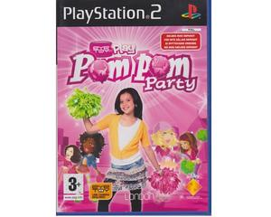 Eye Toy Play : Pom Pom Party (PS2)