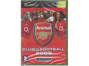 Arsenal Club Football 2005 (forseglet) (Xbox)
