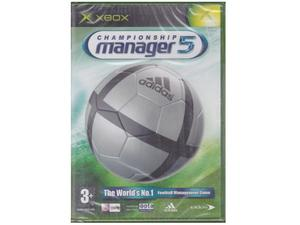 Championship Manager 5 (forseglet)