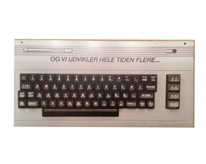 Commodore Reklame 2