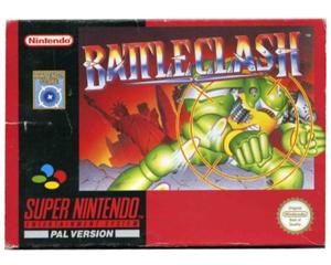Battleclash (scn) m. kasse og manual
