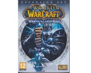 World of Warcraft : Lich King (Expansion Pak) (forseglet)