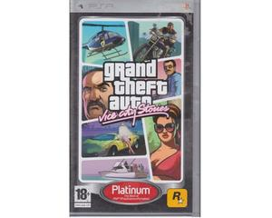 Grand Theft Auto : Vice City Stories (platinum) (PSP)
