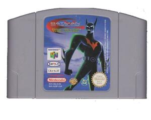 Batman of the Future : Return of the Joker (N64)