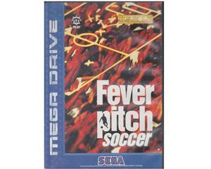 Fever Pitch Soccer m. kasse og manual (SMD)