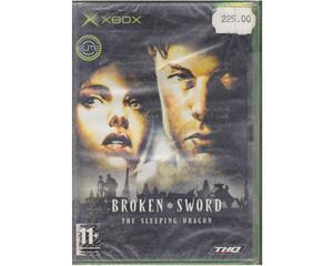 Broken Sword : The Sleeping Dragon (forseglet)