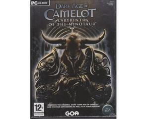 Dark Age of Camelot : Labyrinth of the Minotaur (forseglet)