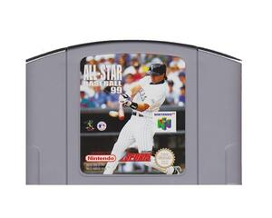 All-Star Baseball 99 (N64)