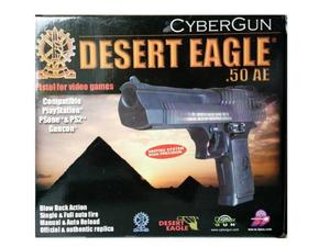 CyberGun Desert Eagle m. kasse og manual