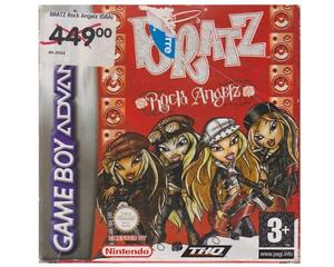 Bratz : Rock Anglez m. kasse og manual (GBA)