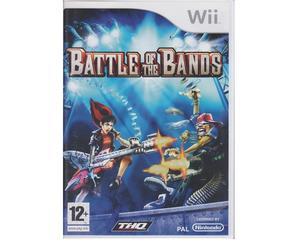 Battle of the Bands (forseglet) (Wii)