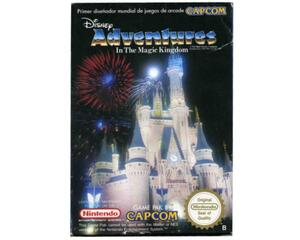 Adventures in Magic Kingdom (esp) (DK) m. kasse og manual (NES)