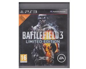 Battlefield 3 (limited edition) (PS3)