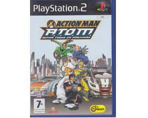 Action Man : A.T.O.M. (PS2)