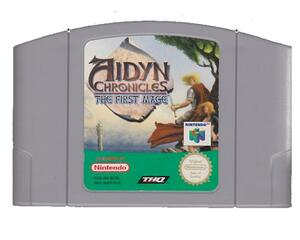 Aidyn Chronicles : The Last Mage (N64)