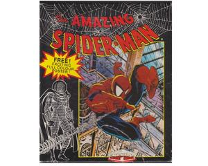 Amazing Spiderman, The (disk) (Commodore 64)
