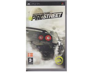 Need for Speed : Prostreet (PSP)