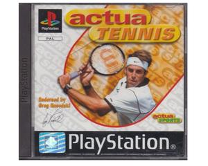 Actua Tennis (PS1)