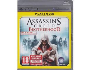 Assassin's Creed : Brotherhood (platinum) (PS3)