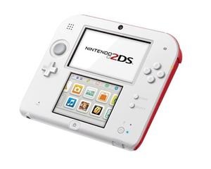 Nintendo 2DS (Red)