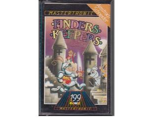 Finders Keepers m. kasse og manual (CPC bånd)