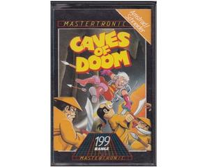 Caves of Doom m. kasse og manual (CPC bånd)