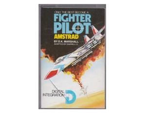 Fighter Pilot m. kasse og manual (CPC bånd)