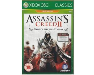 Assassins Creed II : Game of the Year Edition (classics) (Xbox 360)