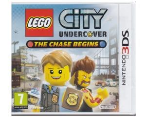 Lego City Undercover : The Chase Begins (3DS)