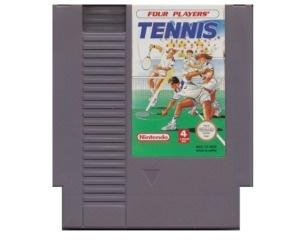 4 player tennis (NES)