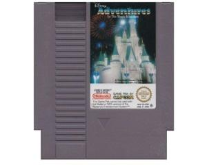 Adventures in Magic Kingdom (NES)