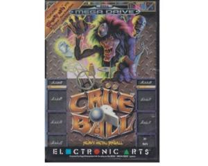 Crüe Ball m. kasse og manual