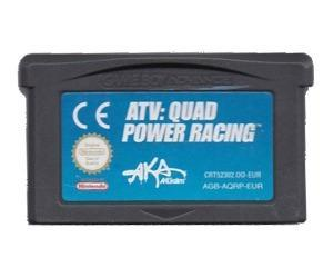 ATV : Quad Power Racing (GBA)