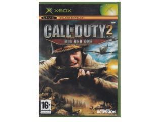 Call of Duty 2 : Big Red One (Xbox)