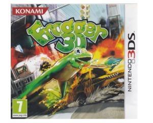 Frogger 3D (3DS)