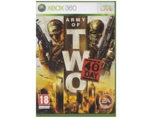 Army of Two : 40th Day (Xbox 360)