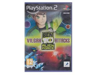 Ben 10 Alien Force : Vilgax Attacks
