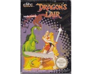 Dragons Lair (scn) m. kasse (slidt)