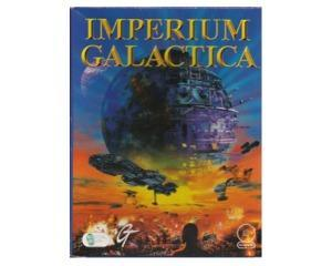 Imperium Galactica m. kasse og manual (CD-Rom)